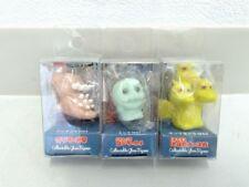 New Godzilla Collectable glass mini figure Anguirus Minya King Ghidorah Set of 3