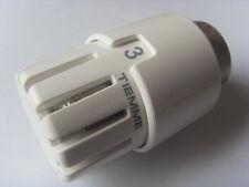 Thermostatkopf Heizkörper Regler mit Flüssigkeitsfühler von 6°C bis 28°C