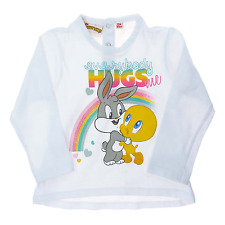 Looney tunes T shirt  fille 1 an