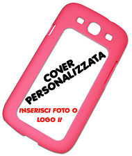 PRINT PERSONALIZED COVER FLIP COMPATIBLE SAMSUNG GALAXY S3 PINK