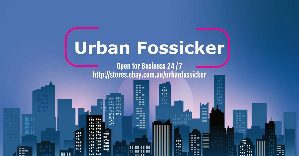 Urban Fossicker