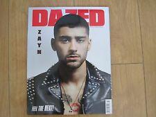 Dazed and Confused Magazine 2016 Zayn Malik New