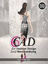 NEW CAD for Fashion Design and Merchandising: Bundle Book + Studio Access Card