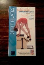 STOTT Split Pedal Stability Chair - Pilates Training Videos (PAL)