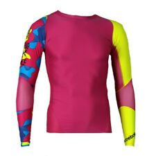 BNWT Reebok Mens Long Sleeved CrossFit Compression Top Size M