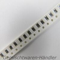 50 Stück SMD Widerstände Bauform 0805 Werte 1,0 - 1000 Ohm 1% / 5% 0,125 W 1/8 W