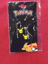 Pokemon Pikachu Dangle Earrings NEW MIP