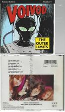 CD--VOIVOD--THE OUTER LIMITS
