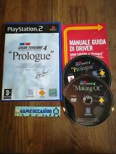 GRAN TURISMO 4 IV PROLOGUE SONY PLAYSTATION 2 PS2 PAL COMPLET