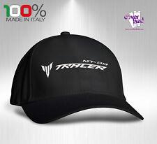 Cappello Berretto Hat Cappellino Houston 5 pannelli NERO - YAMAHA TRACER MT-09