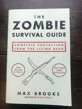 New The Zombie Survival Guide: Complete Protection from the Living Dead Brooks
