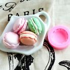 Macaron Silicone Mold Soap Fondant Sugarcraft Mould Baking Cake Decoration Tools