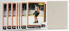 1X MURRAY CRAVEN 1986 87 O Pee Chee NO# BLANK BACK ERROR #167 NMMT Lots Availabl