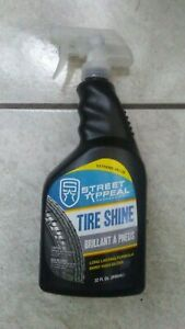 *NEW*  STREET APPEAL Professional Tire Shine 32 oz Spray Bottle Extreme Value !