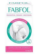 FABFOL Preconception Pregnancy Breastfeeding  56 Tablets OzHealthExperts