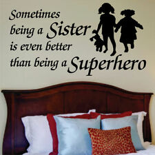 Vinyl Superheroes Large Wall Decals & Stickers