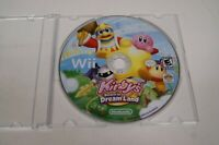 Kirby's Return to Dream Land - Nintendo Wii - Disc Only Cleaned Tested Working