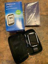 One Touch Verio Blood Glucose Monitoring System Open Box