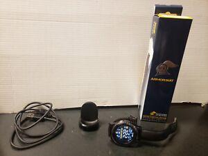Samsung Galaxy Gear S2 Classic Black Sm-r735v Smartwatch Verizon
