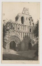 Essex postcard - St Botolphs Priory, West Front, Colchester (A60)