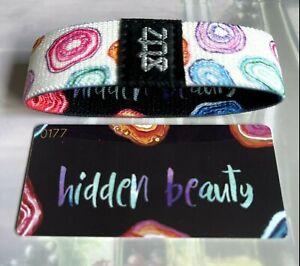 ZOX Strap HIDDEN BEAUTY - Reversible Wristband - The Hidden White Star