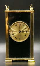 Hamilton Brass Desk Clock Lot 276