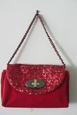 NEW MIMCO red clutch $199