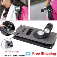 PGYTECH Strap Holder Stabilizer Bracket For DJI OSMO Pocket Camera Action Mobile