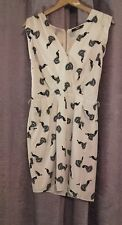 Oasis Polyester Animal Print Dresses for Women