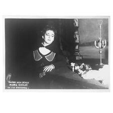 Maria Callas original beautiful photo, La Gioconda, Scala