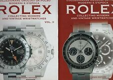 Rolex. collect Wrist Watches and Vintage. 2 volumes. Osvaldo Patrizzi. RD