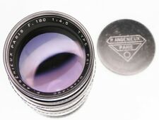 Angenieux 180mm f4.5 Exakta mount  #481490