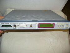 Rohde & schwarz Empeg 2 DVB messgenerator