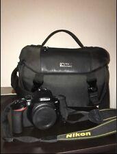 Nikon D3500 Digital SLR Camera Body - Black Excellent Condition!!