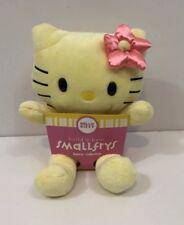 Build a Bear Hello Kitty Smallfrys Doll stuffed animal NEW plush sunny yellow