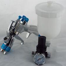Devilbiss SLG-620 kompatible Lösungsmittel Gravity Spray Gun 1.3mm + Druckregler