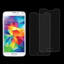 Samsung Galaxy S5 Tempered Glass 9H Echt Glas Panzerfolie Displayschutzglas NEU