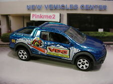 2015 Power Grabs #5 VOLKSWAGEN SAVEIRO CROSS 2011☆Blue VW; 66 VDG☆Loose MATCHBOX