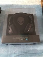 DELL ALIENWARE TACTX BLACK HEADSET NEW
