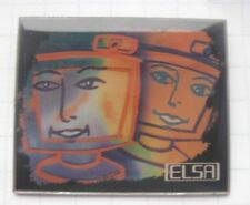 ELSA  MONITOR MENSCHEN   .....................Computer Pin (168f)