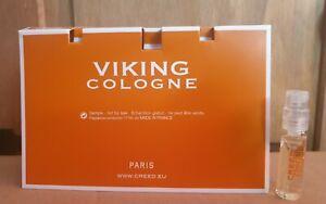 CREED Viking Cologne Eau De Parfum perfume 2ml sample spray