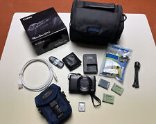 Canon PowerShot G7 X Digital Camera/ Bundle
