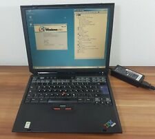 Windows 2000 Business Notebook IBM Thinkpad R32 USB 1,7GHz Ati Rad. 20GB 260MB