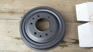 1960-1966 Chevrolet Chevy GMC Front Rear Brake Drum 1/2 Ton Half