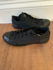 Black Converse Size 3