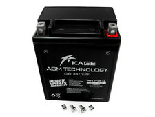 Batterie GEL KAGE YB14L-A2 YB14L-B2 für Aprilia Cagiva Ducati Honda Kawasaki uvm