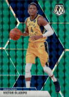 2019-20 Panini Mosaic Green #145 VICTOR OLADIPO Pacers