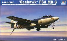 Trumpeter 1/48 Hawker Mare HAWK fga. mk. 6 #02826