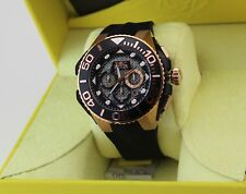 NEW AUTHENTIC INVICTA COALITION FORCES CHRONOGRAPH BLACK MEN'S 23962 WATCH