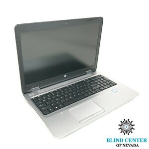 """HP ProBook 650 G2 14"""", i5-6th, No DDR4, No HDD, No Batt, *For Parts (#3)"""
